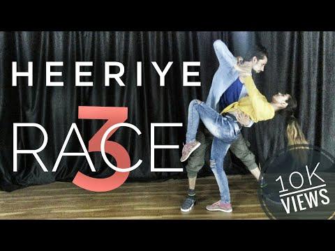 Heeriye | Race 3 | Salman Khan,Jacqueline|Meet Bros|Dance| Kamlesh Patidar, Ritika VisionDanceStudio