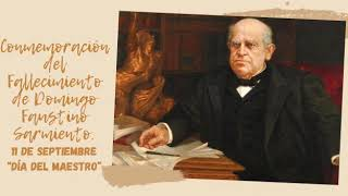 CENS N°249: Homenaje a Domingo Faustino Sarmiento