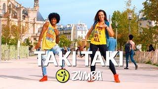 """TAKI TAKI""  Zumba® Choreo By Alix & Brayan (DJ Snake Ft. Selena Gomez, Cardi B & Ozuna)"