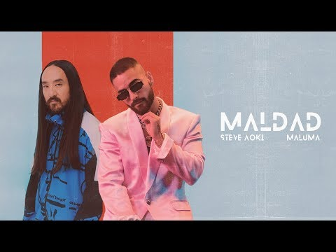 Steve Aoki & Maluma – Maldad Video