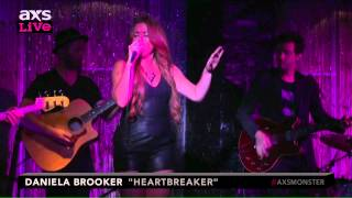 "Daniela Brooker Performs ""Heartbreaker"" on AXS Live"