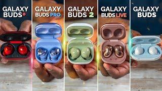Galaxy Buds 2 vs Galaxy Buds Pro - Which Should you BUY?