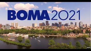 2021 BOMA Conference & Expo in Boston Preview