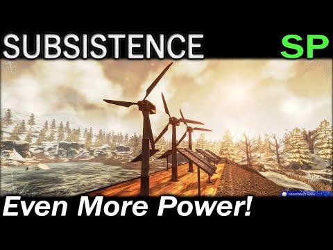 Even More Power! | Subsistence Single Player Gameplay | EP 125 | Season 5