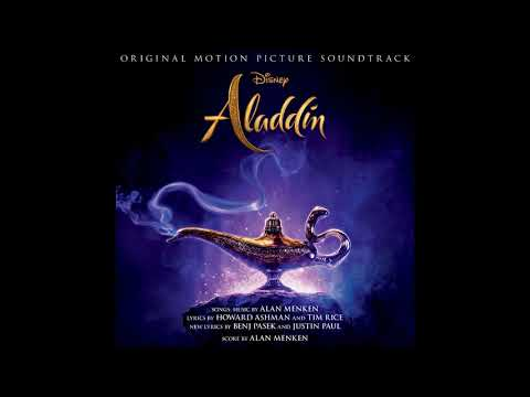 Friend Like Me (End Title) | Aladdin OST