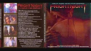 Fright Night (Complete Soundtrack) #4-Rock Myself to Sleep