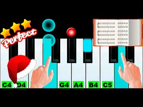 Vídeo do Professor de piano real