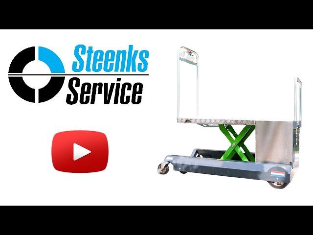 YouTube video | Bladplukwagen Greencart LPC