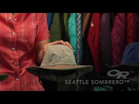 Outdoor Research Seattle Sombrero