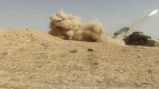 Сирийской армии удалось взять под контроль новые территории на подступах к Ракке