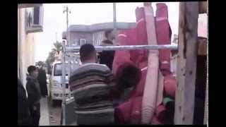 preview picture of video 'حملة اغاثة النازحين في سامراء'