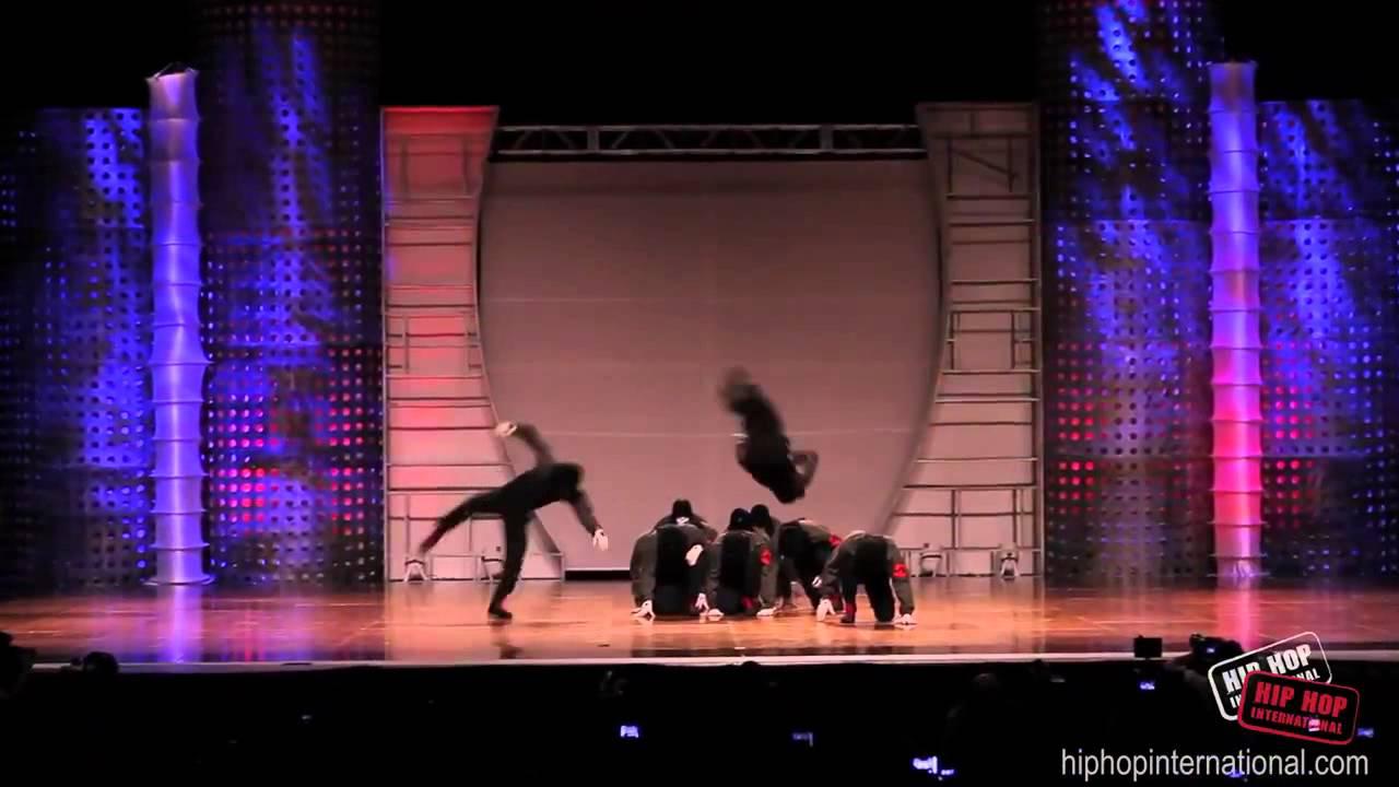 Хип-хоп танец это