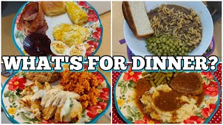 What's For Dinner?   Real Life Family Meal Ideas