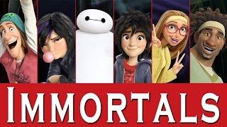 【大英雄天團】主題曲(中文字幕)/【BIG HERO 6 】- Immortals (Music Video)
