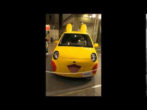 Música Carro Pokemon