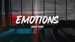 Iann Dior   Emotions (Lyrics)