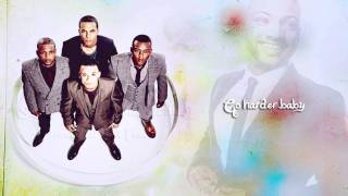 JLS - Go Harder Lyrics Video