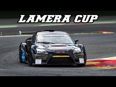 LAMERA CUP - 5 cyl Turbo racecar