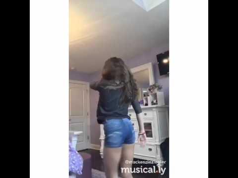 Mackenzie Ziegler deleted musical.ly