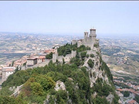 Vlog: Каникулы в Италии. Республика Сан-Марино.