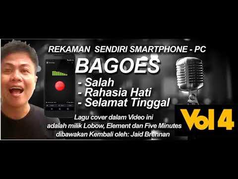 Lagu Rekaman HP BAGOES vol 04