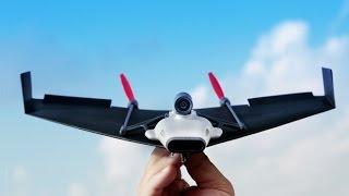 Мини квадрокоптер из смартфона и бумажные RC самолеты.
