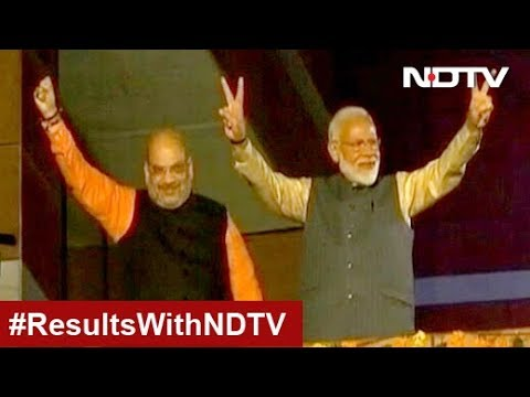 Election Results: Total BJP Sweep, India Chooses Modi 2.0