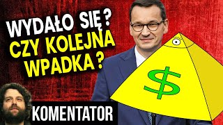 Premier Morawiecki Zareklamował Piramidę Finansową? UOKiK i KNF Podejrzewa Firmę! Analiza Komentator