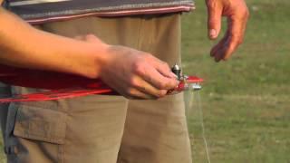Fesselflug mit einem Cox-Motor
