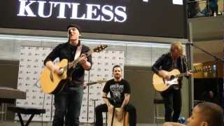 Kutless Live 2012: Sea Of Faces + Mighty To Save + God Of Wonders (MOA)