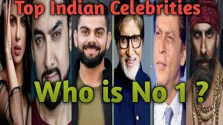 Top 10 Most Popular Celebrities in India of 2020 || Most Famous Personalities in India - Download this Video in MP3, M4A, WEBM, MP4, 3GP