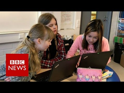 Finland: Why is there an education shake-up? BBC News