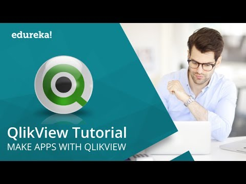 QlikView Tutorial For Beginners | What Is QlikView | QlikView Training