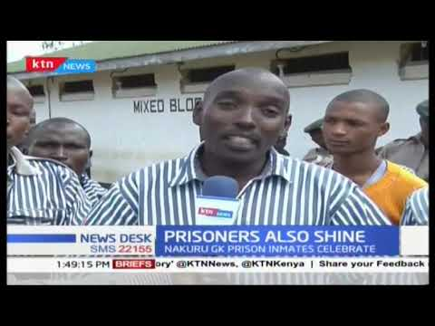 Inmates also shine in KCPE with top student in Nakuru GK prison score 403