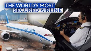 EL AL B787 – Flying World's Most Secured Airline