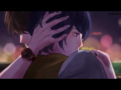 「Nightcore」→  Broken Yet Holding On (Lyrics)