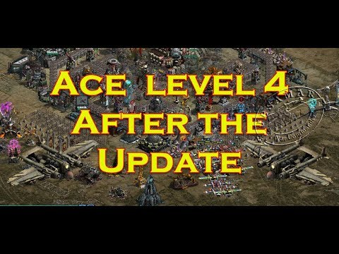 War Commander : Ace Level 4 After the Update