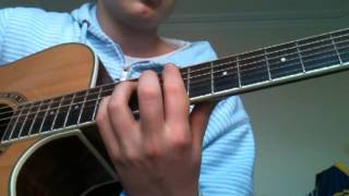 what you want by john buter guitar lesson