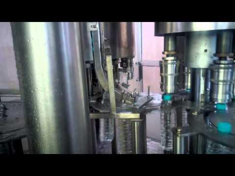 Fast Bottle Filling Machine