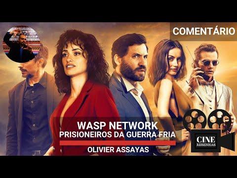 Resenha Crítica | WASP NETWORK, adaptação de livro de FERNANDO MORAIS com WAGNER MOURA