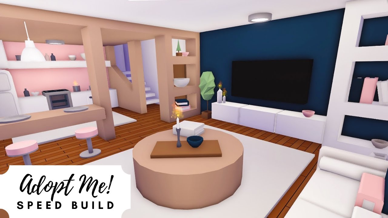 Download Budget Modern Family Home Speed Build Roblox Adopt Me Daily Movies Hub