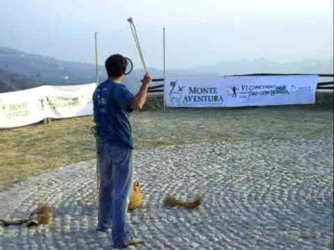 TIRO CON HONDA, Concurso Feria de Istán 1