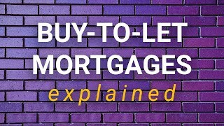 Buy-to-let mortgages: Explained | Property Hub