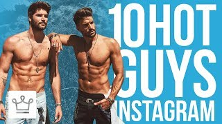 10 Hot Guys To Follow On Instagram