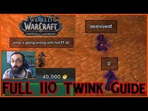 Warlock twink gear guide not absolutely