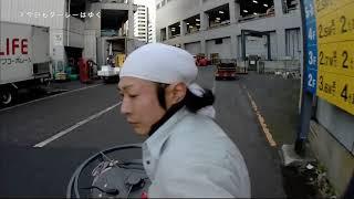 イチバの一日3ターレー編「今日もターレーはゆく」「東京デザインテン」出展作品