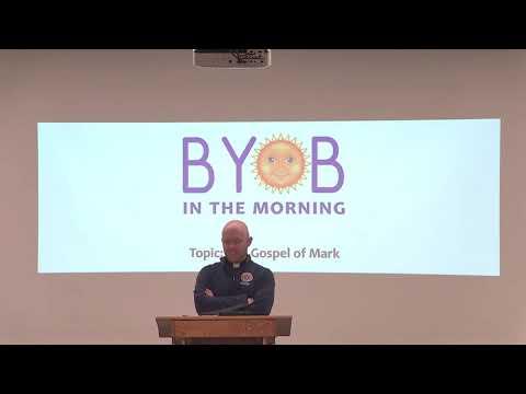 Gospel of Mark - Episode 8