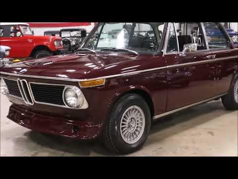 1972 BMW 2002 for Sale - CC-1048729