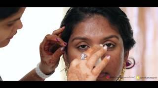 Sangeeth Look Makeup   Asmitha Makeover Artistry
