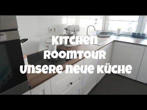 Küchen Roomtour komplett | Kitchen Tour | Ikea Küche unter 3000€